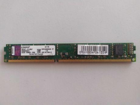 Оперативна пам'ять Kingston KVR1333D3N9/4G 4Gb DDR3 PC3-10600 1333MHz