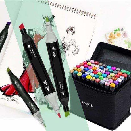 Набор скетч маркеров для рисования Touch Sketch фломасетры
