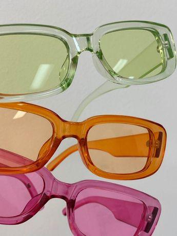Сонцезахисні трендові окуляри розпродаж партія 60 штук