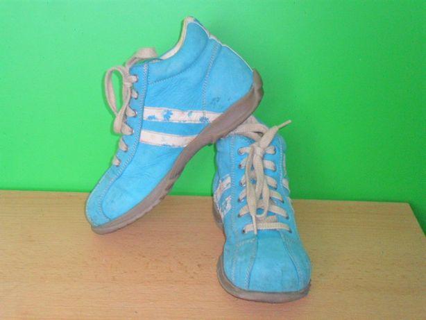Ботинки кроссовки Walber кожа р 28 Германия
