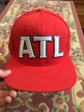 Adidas ATL АТЛ one size кепка бейсболка реперка снепбек snapback Nike