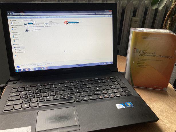 Laptop Lenovo B590