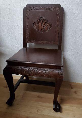Cadeira de Pau Rosa