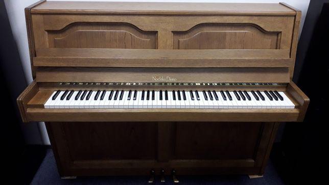 Pianino Nordiska Fortepianootwock od stroiciela transport gwarancja