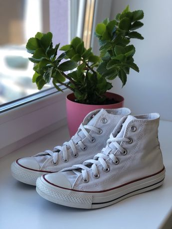 Кеды высокие Converse All Star (37,5) vans x supertstar