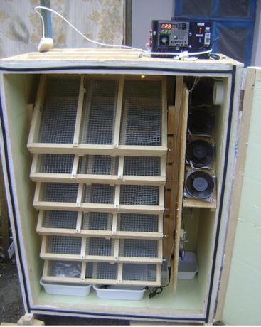 инкубатор окси от 120 до 4000 кур.яиц. инкубаторы цена Херсон