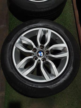 Koła BMW X3 F25 X4 F26 225/60R17 Pirelli 18r. Oryginalne