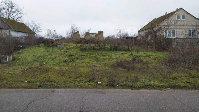 Продам участок на берегу реки 15 соток пгт Любимовка