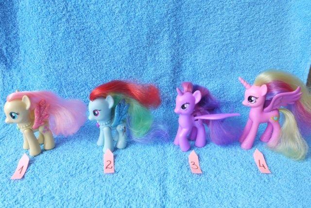 kucyki My Little Pony ze skrzydłami