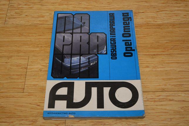 Obsługa i naprawa Opel Omega - (rok wyd. 2006)