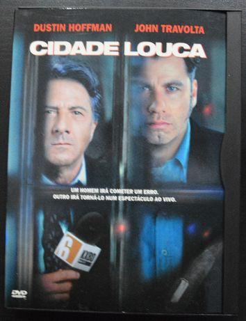 DVD Snapper Cidade Louca