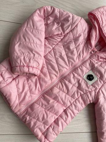 Куртка курточка для девочки 3-5 лет , 110-116