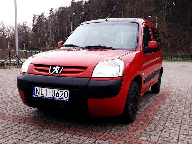 Peugeot Partner I 2006
