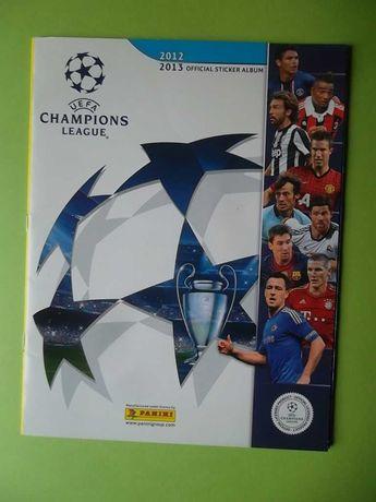 Cadernetas de cromos futebol