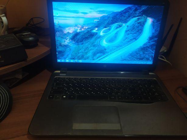 Продам ноутбук hp в хорошем состоянии