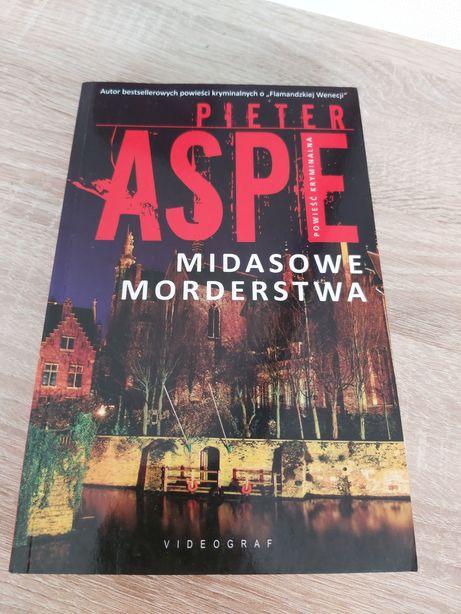 Midasowe morderstwa Pieter Aspe kryminal