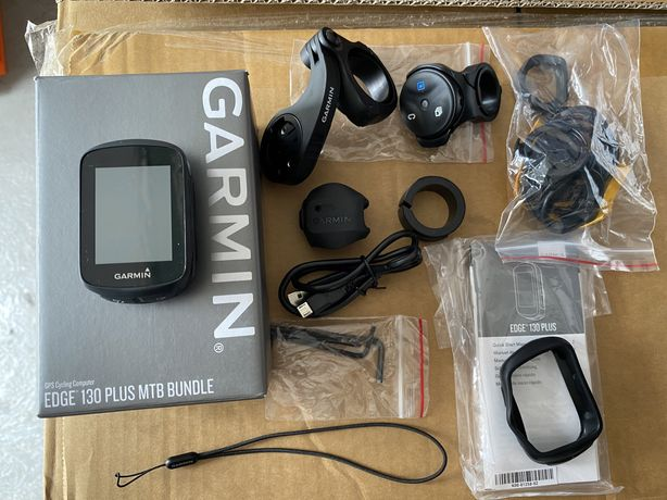 Garmin Edge 130Plus Pack MTB