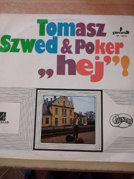 Płyty winylowe Tomasz Szwed