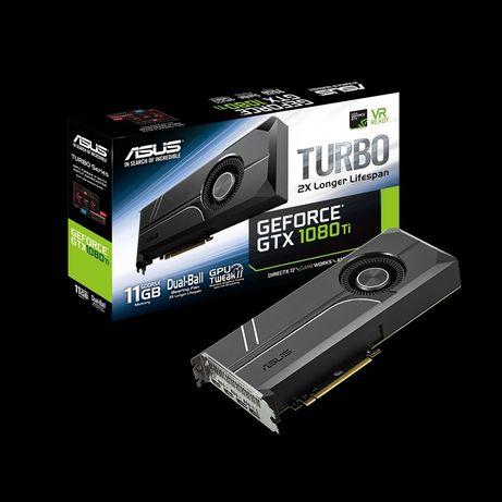 1080ti turbo відеокарта