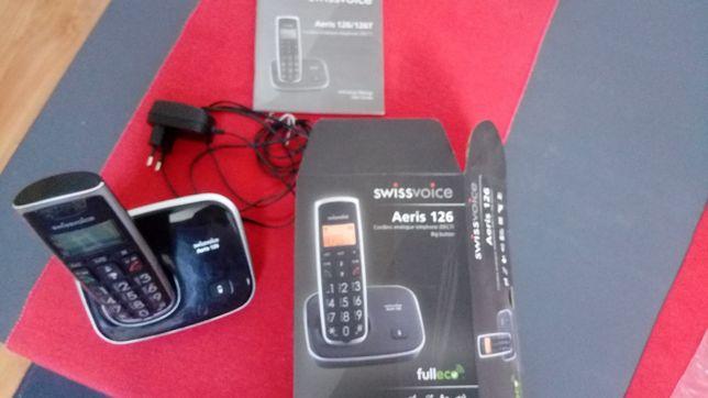 Swissvoice Aeris 126 telefon