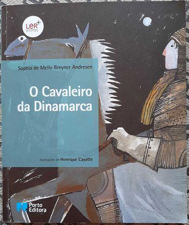 Livro - O Cavaleiro da Dinamarca de Sophia de Mello Breyner Andresen