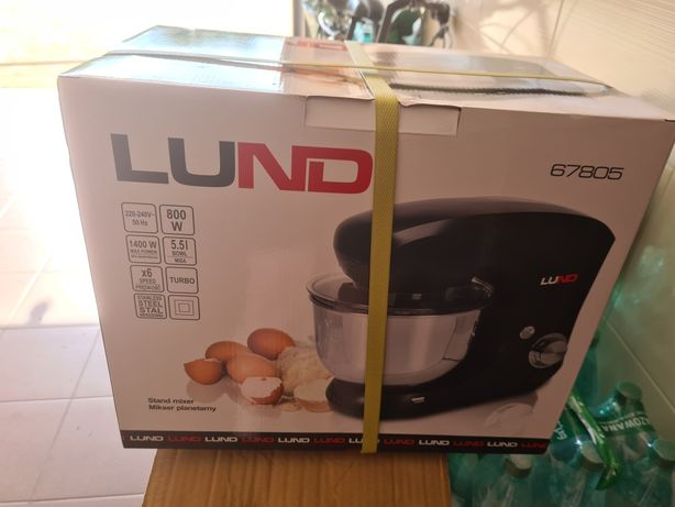 nowy robot kuchenny