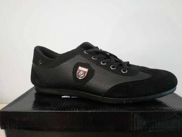 Buty męskie czarne sportowe 41, 44