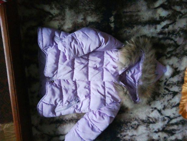 Продам куртку на 2 года