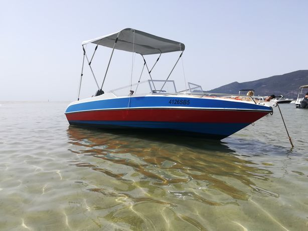 Barco de 5,05 metros**com garantia**