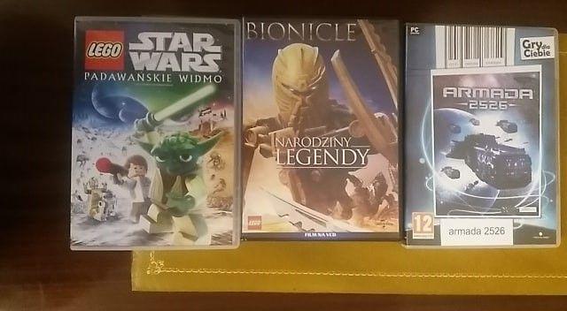 Film Bionicle Narodziny legendy LEGO