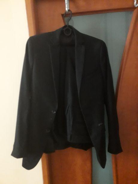 Nowy garnitur slim zestaw