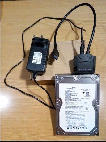 """Карман-адаптер для внешнего жесткого диска 2.5"""" / 3.5"""" (для HDD, SSD)"""