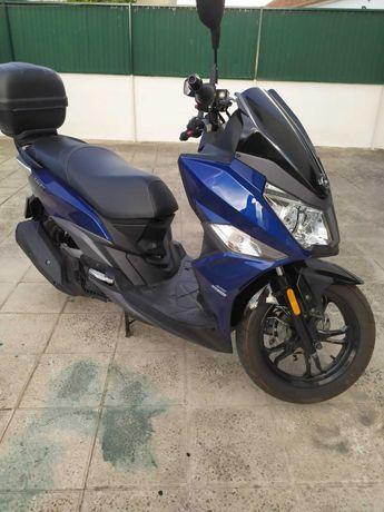 Scooter como nova