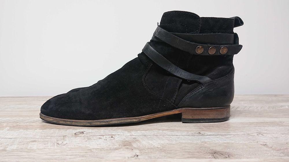 Ботинки Джодхпур Zign (как челси Ecco или Clarks ) Тернополь - изображение 1