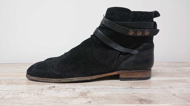 Ботинки Джодхпур Zign (как челси Ecco или Clarks )