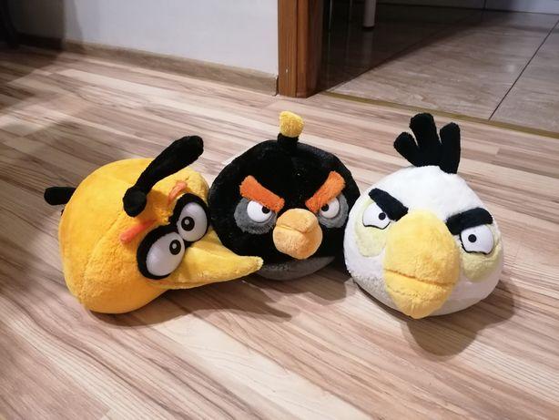 Pluszaki Angry Birds