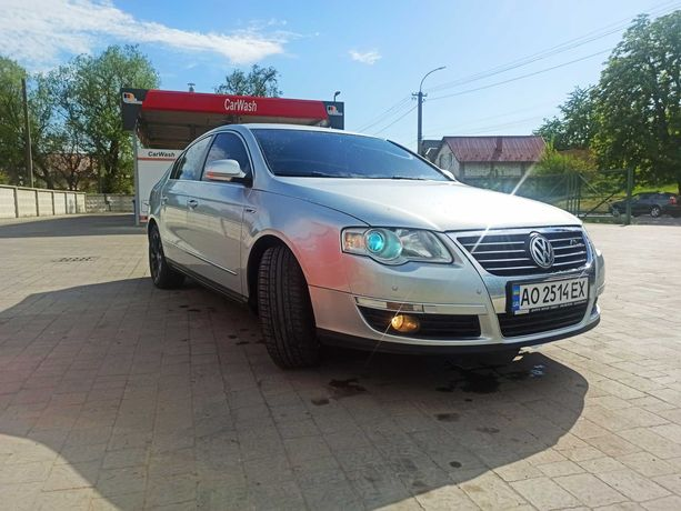 Passat b6 2.0 turbo 200л.с. простий автомат