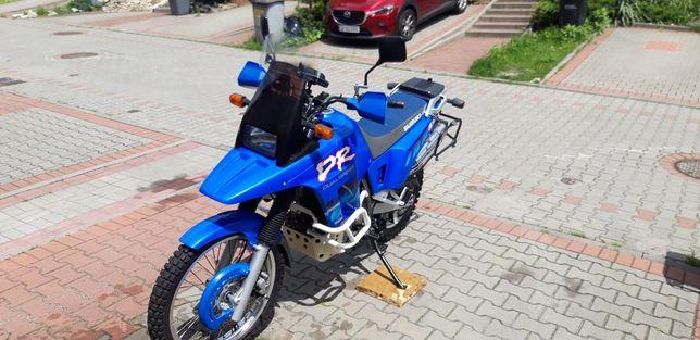 Suzuki big 800 super stan zamiana