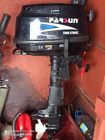 Продам лодочный мотор parsun f6 abms