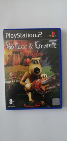 Wallace & Gromit in Project ZOO / PS2 / Ideał