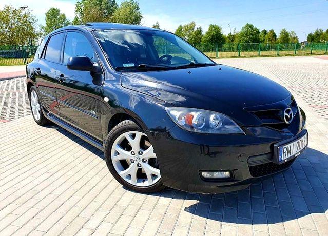 Mazda 3 2.3 Gaz Benzin