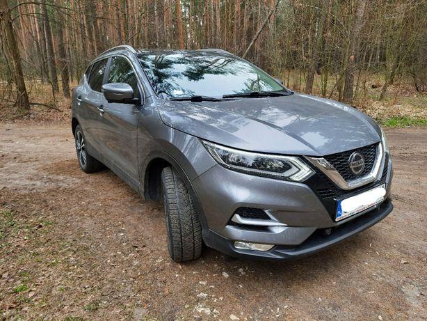 Nissan Qashqai 2018r-POLIFTOWY-FULL OPCJA-PL salon-gwarancja !
