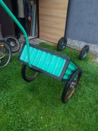 Przyczepka wózek do roweru itp.