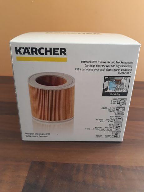 Filtr powietrza do odkurzacza KARCHER 6.414-552.0