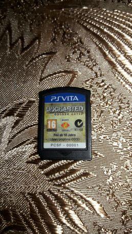 игра на ps vita uncharted