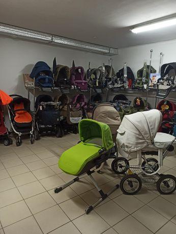 Teutonia дитячі коляски по знижених цінах