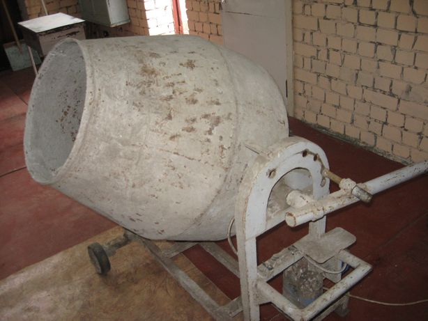 Бетономешалка, 200 литров