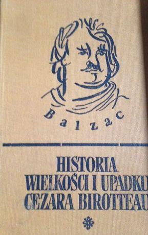 Balzac, cztery książki - Kawalerskie gospodarstwo, Ojciec Goriot i in.