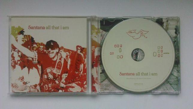 [CD] Santana all that I am