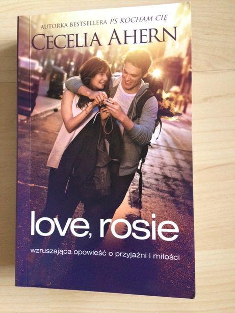 Książka Cecelia Ahern Love Rosie